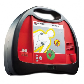 primedic heartsave aed1